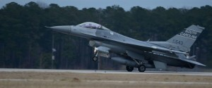 F-16 Fighter Jets Collide in Mid-Air Over Georgia, Pilots Eject Safely
