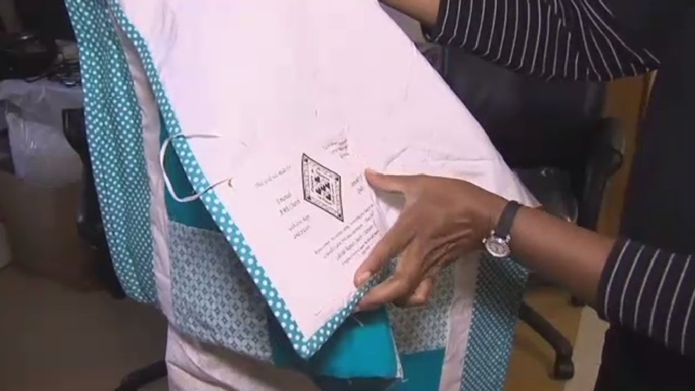 Quilts Donated After Church Shooting Displayed In Charleston