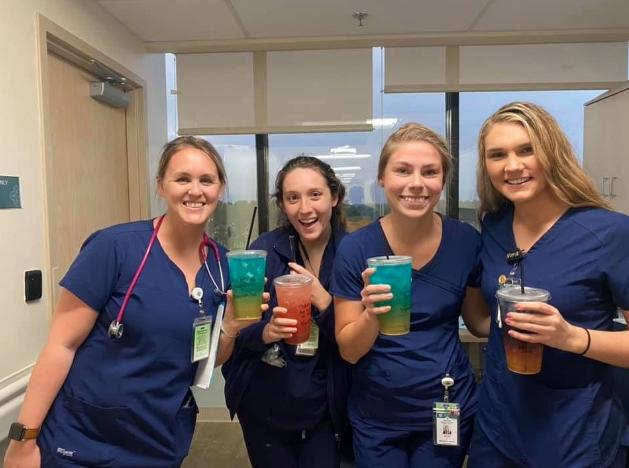 Trident Health healthcare staff