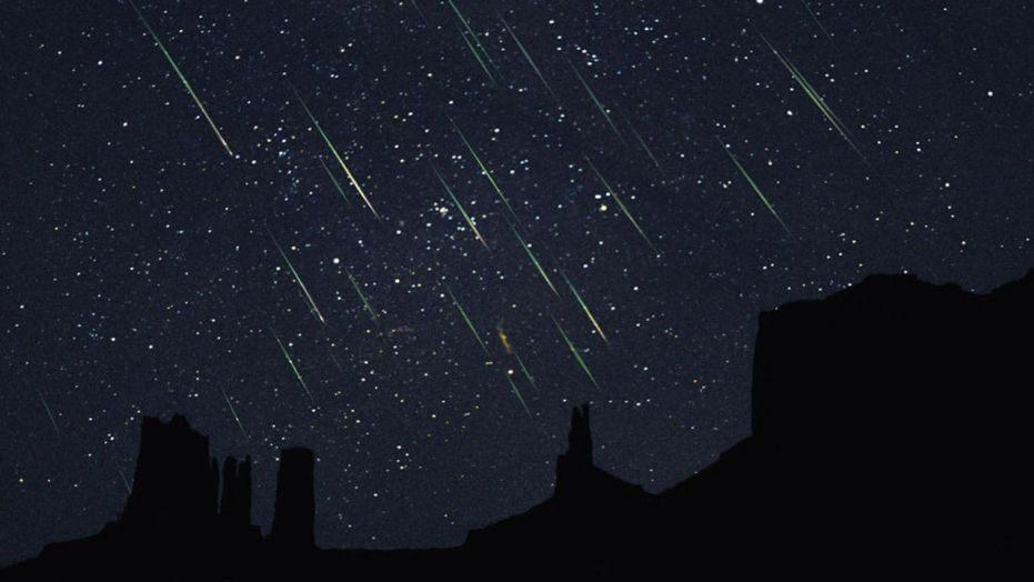 Meteor Shower Tonight Abc Columbia
