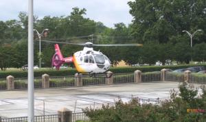 Prisma Lifenet Air Ambulance