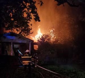 Cola Fire Two Notch July 2021