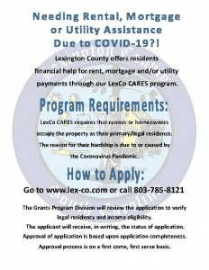 Lexco Cares Flyer 080221
