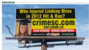 Lindsay Bires Billboard