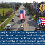 Cayce Dps Honors Victims Of 911
